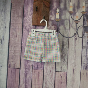 Other - girls plaid shorts 24 month F46